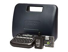 Brother PT-D210VP  -  Étiqueteuse  - imprimante d'étiquettes monochrome  - impression par transfert thermique