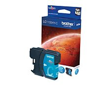 Brother LC1100XL - cyan - cartouche d'encre originale