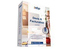 EBP Devis & Facturation ACTIV - abonnement 12 mois
