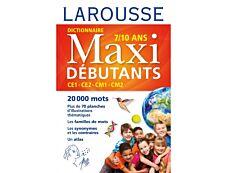 Larousse Dictionnaire Maxi Débutants