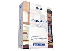 EBP Comptabilité ACTIV - abonnement 12 mois