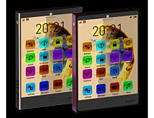 Agenda Smart - 1 jour par page - 11,5 x 16,9 cm - 2 modèles assortis - Brepols