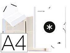 Antartik - Trieur 12 positions - A4 - blanc