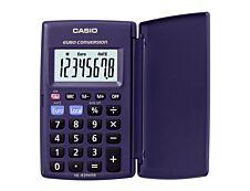 Calculatrice de poche Casio HL-820VER - 8 chiffres - alimentation batterie