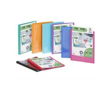 Viquel - Porte vues personnalisable - 100 vues - A4 - disponible dans différentes couleurs