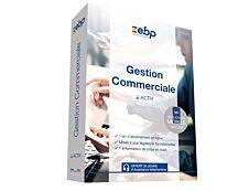 EBP Gestion Commerciale ACTIV - abonnement 12 mois