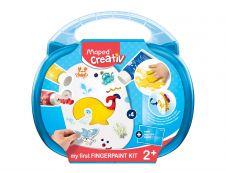 Maped Creativ - ma 1ère peinture au doigt - kit activités manuelles