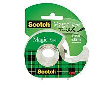 Scotch Magic - Ruban adhésif - 19 mm x 25 m - invisible
