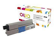 OKI 44469803 - remanufacturé OWA K15677OW - noir - cartouche laser