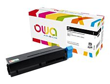Owa K18144OW cartouche équivalente OKI 45807102 - noir