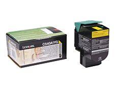 Lexmark C540A1YG - jaune - cartouche laser d'origine