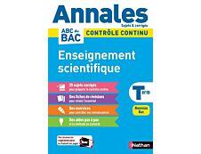Annales Bac 2021 - Enseignement Scientifique Terminale - Corrigé