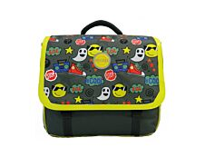 Phileas - Cartable Cool 38 cm - 2 compartiments - gris  - Bagtrotter