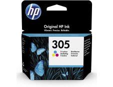 HP 305 - cyan, magenta, jaune - cartouche d'encre originale