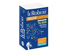 Le Robert Dictionnaire de Poche