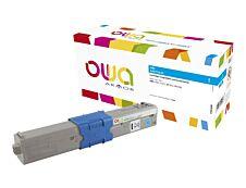 OKI 44973535 - remanufacturé OWA K18018OW - cyan - cartouche laser