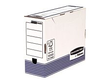 Bankers Box System - 6 boîtes archives - dos 10 cm - Fellowes