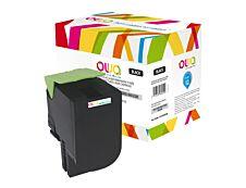 Owa K15649OW cartouche équivalente Lexmark 802S - noir