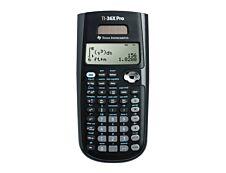 Calculatrice scientifique TI-36X Pro - calculatrice spéciale collège