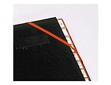 Extendos - Trieur alphabétique 16 positions - noir