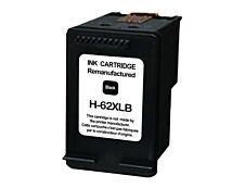 HP 62XL - remanufacturé UPrint H.62XLB - noir - cartouche d'encre