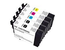 Epson 29XL Fraise - remanufacturé UPrint E.79XL- Pack de 5 - noir x2, cyan, magenta, jaune - cartouche d'encre