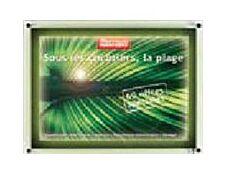 Promocome Plexiled - Cadre LED en plexi A4