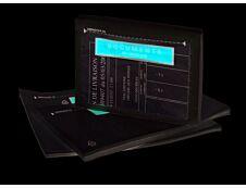 """Carton Plus - 100 pochettes porte documents """"ci-inclus"""" - 11 x 22 cm"""