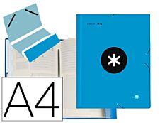 Antartik - Trieur 12 positions - A4 - turquoise
