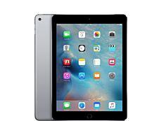 "Apple iPad Air 2 - tablette reconditionnée grade A - 16 Go - 9,7"" - Wifi -  gris sidéral"