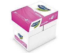 Jet'Up Bureau Vallée - Papier blanc - A4 (210 x 297 mm) - 80 g/m² - 2500 feuilles (carton de 5 ramettes)