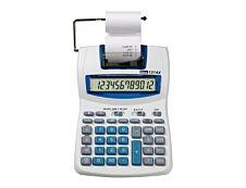 Rexel Ibico Semi-Professional 1214X - Calculatrice imprimante - alimentation batterie ou adaptateur (non fourni)