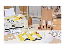 Avery - Etui A5 - 192 Étiquettes multi-usages blanches - 56 x 34 mm - réf ETE012