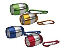 Sign Mini Lampe - Lampe torche LED avec mousqueton