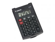 Calculatrice de poche Canon AS-8 - 8 chiffres - alimentation batterie