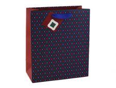Clairefontaine Excellia - Sac cadeau imprimé - 21,5 cm x 10,2 cm x 25,3 cm