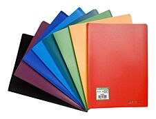 Exacompta - Porte vues - 100 vues - A4 - disponible dans différentes couleurs
