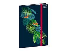 Quo Vadis Jungle Spirit - Répertoire de poche - 10 x 15 cm - modèle paradis