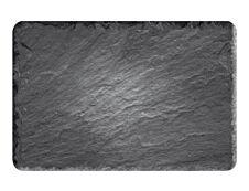 """Bequet - Panneau """"schiste"""" + accroche - 40 x 60 cm - gris"""
