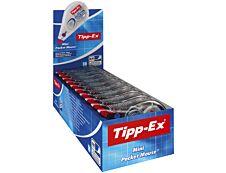 Tipp Ex - Pack de 10 correcteurs - Mini Pocket Mouse - 5mm x 6m
