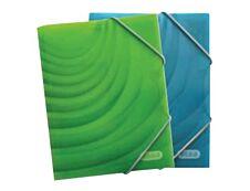 Graphyk - Chemise polypro à rabats - A6 - disponible dans différentes couleurs