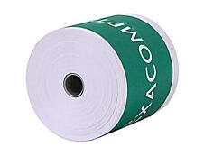 Exacompta - 10 Bobines pour TPE et caisses - papier thermique 57 x 60 x 12 mm - sans Bisphénol A