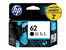 HP 62 - noir - cartouche d'encre originale