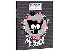 Chacha - Agenda assortis Liberty/Sweet - 1 jour par page - 12 x 17 cm - Kid'abord