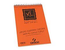 Canson XL - Bloc dessin croquis - 120 feuilles - A4 - 90 gr - ivoire