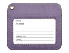 Legami - Porte badge lilas