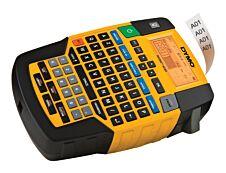 Dymo Rhino 4200  -  Étiqueteuse  - imprimante d'étiquettes monochrome  - impression par transfert thermique