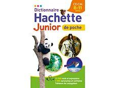 Hachette Dictionnaire de poche Junior 8-11 ans