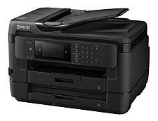 Epson WorkForce WF-7720DTWF - imprimante multifonctions jet d'encre couleur A3 - Wifi, USB, NFC - recto-verso