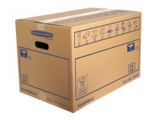 Bankers Box SmoothMove - 10 cartons déménagement 67L - Fellowes
